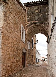 El arco de Cavalcavia.