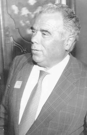 Rosendo Naseiro, ex tesorero del PP.