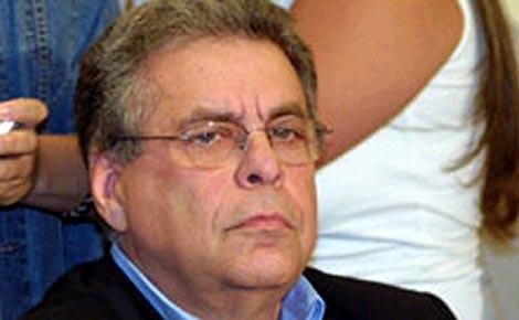 El director de Globovisión, Alberto Federico Ravell.