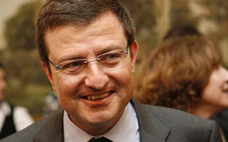 Ignasi Guardans. director general del ICAA.   Sergio Enríquez