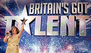 Susan Boyle en 'Britain's Got Talent'. | Afp