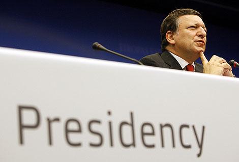 Durao Barroso, presidente de la Comisión Europea. | Reuters