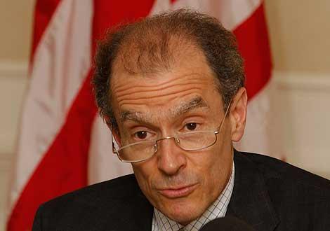 El enviado especial estadounidense sobre el cierre de Guantánamo, Daniel Fried. | AP