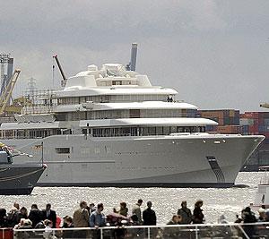 El último capricho de Abramovich vale 300 millones de euros.
