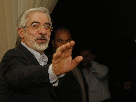 Mousavi, en una imagen del 12 de junio. | Afp