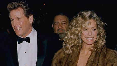 La pareja, en 1989. | AP