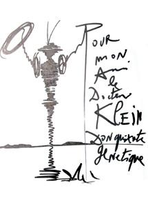 El 'Quijote' de Dalí. | Efe