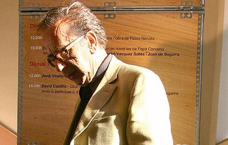 Ismaíl Kadaré. | Foto (archivo): Efe