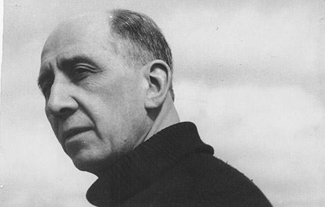 El escritor madrileño Corpus Barga en los años 50.   El Mundo