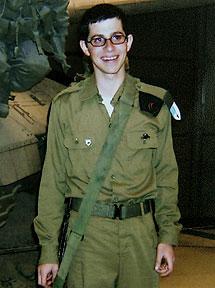 El soldado Shalit. | AP