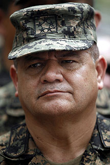 El General Romeo Vásquez. | Reuters