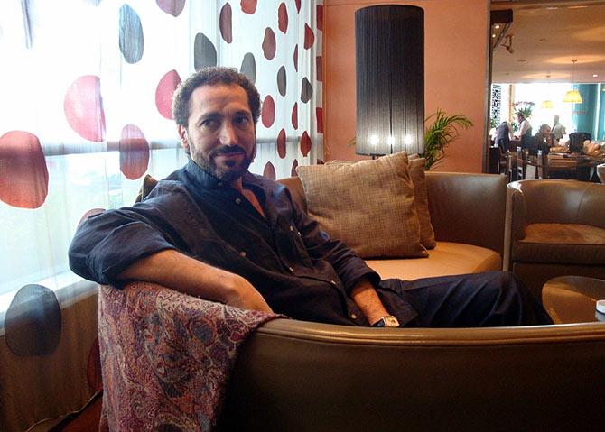 Naseer Shamma. (Foto: M.G. Prieto)