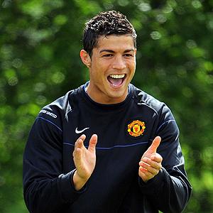 Cristiano Ronaldo. | Reuters