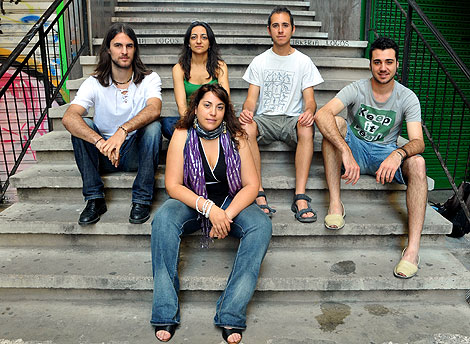 El grupo Marian's Project | Alberto Vera