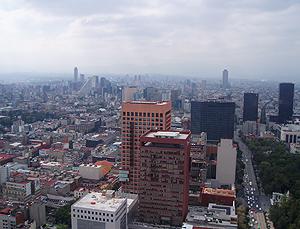 Edificio en construcción en México D.F. | Amcyl