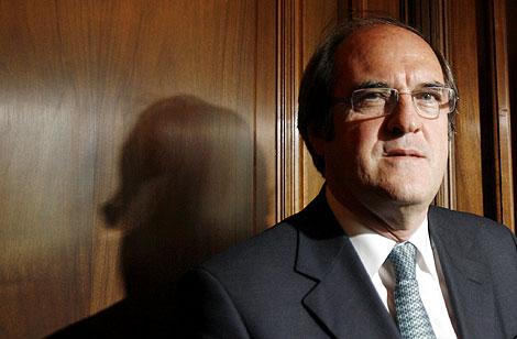 Ángel Gabilondo. | Foto: Begoña Rivas