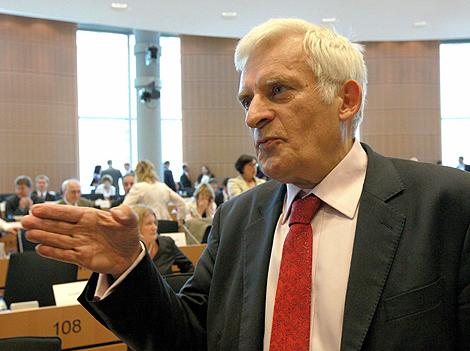 Jerzy Buzek. | Efe