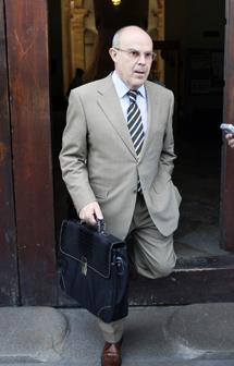 El juez instructor del 'caso Gürtel' en Valencia, José Flors. | Benito Pajares