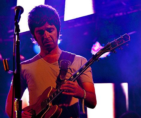 Noel Gallagher, guitarrista de Oasis.   Foto: Efe