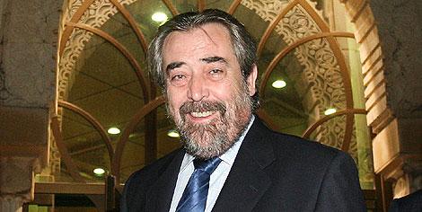 Juan Alberto Belloch, alcalde de Zaragoza. | Fernando Ruso
