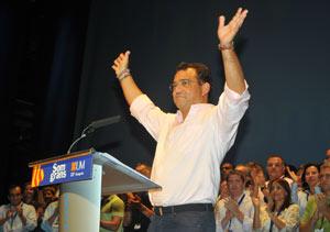 Flaquer, nuevo presidente de UM | Alberto Vera