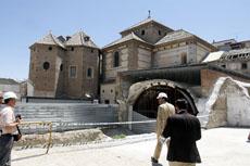 Convento de San Andrés. | C. Díaz