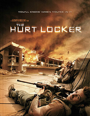 'The Hurt Locker', una película de Kathryn Bigelow.