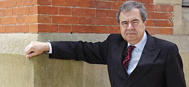 El asesor del Banco de España Julio Rodríguez López.   Andrea Anguita