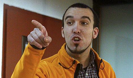 Zigor Goikoetxea, durante el juicio. | Efe