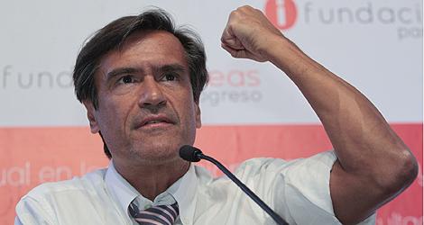 El ex ministro socialista Juan Fernando López Aguilar. | El Mundo