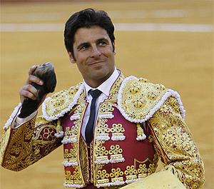Francisco Rivera en una corrida. | Foto: Vicente Bosch