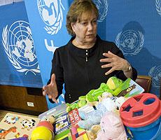 Ann Veneman, directora de Unicef. | Efe