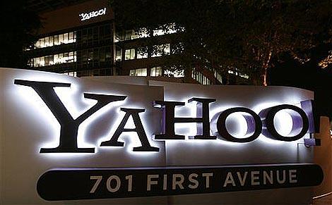 Imagen del cuartel general de Yahoo!, en Sunnyvale. | AP