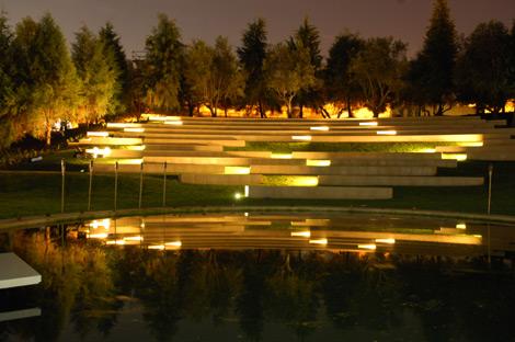 El anfiteatro Colina de Camões.