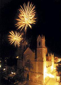 Fiestas en Benissa,