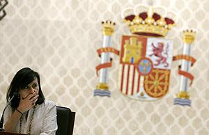 La Presidenta del Tribunal Constitucional Emilia Casas Baamonde (Foto: Alberto Di Lolli)