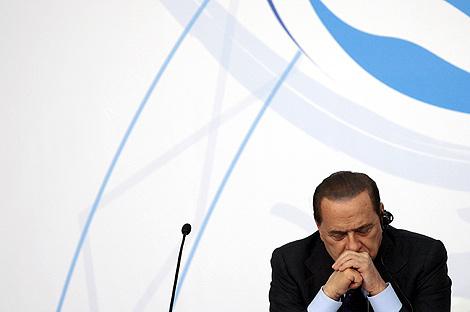 El primer ministro italiano, Silio Berlusconi. | Reuters