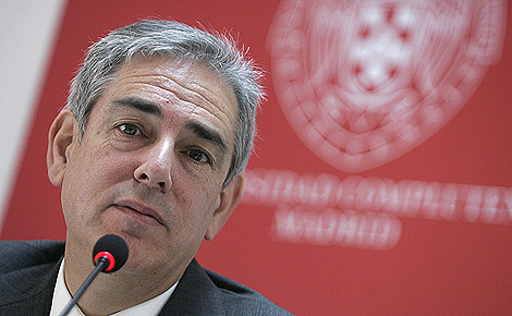 El consejero delegado de Unidad editorial, Antonio Fernández-Galiano. (Foto: Diego Sinova)