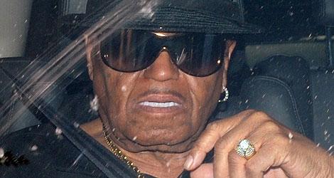 Joe Jackson, en los Los Ángeles. | AFP