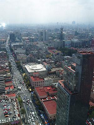 La capital mexicana, una de las ciudades más extensas del mundo | Elmundo.es