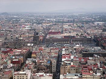 Los municipios colindantes con México D.F. soportarán, en gran medida, la expansión urbana prevista | Elmundo.es