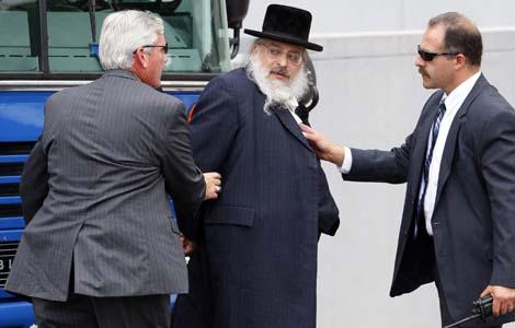 Un implicado es detenido en Newark, NJ, EEUU | Reuters