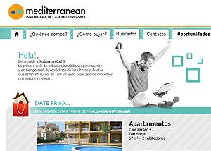 Mediterranean, la web inmobiliaria de Caja Mediterráneo   elmundo.es