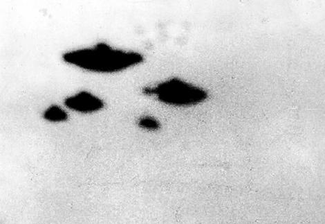 Célebre avistamiento de Sheffiled (Reino Unido ) en los años 60. | Cordon Press