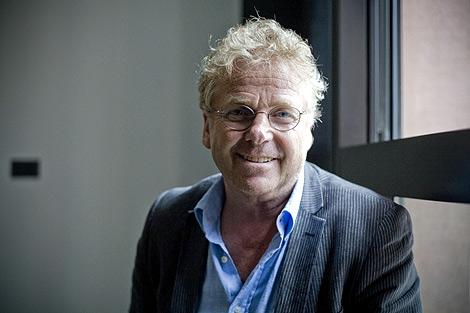 El Europarlamentario Daniel Cohn-Bendit.   Laurent Hazgui