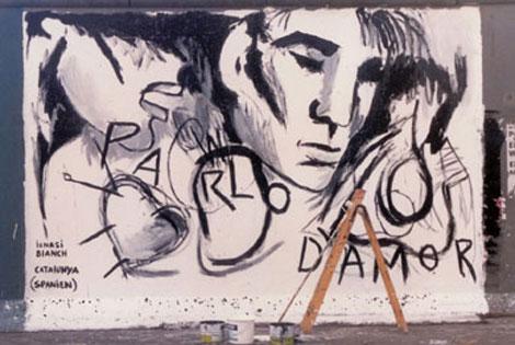 'Parlo d'amor'. | Archivo Ignasi Blanch