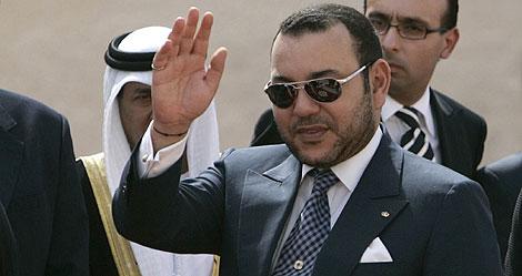 Mohamed VI, el pasado mayo en Fez. | AFP