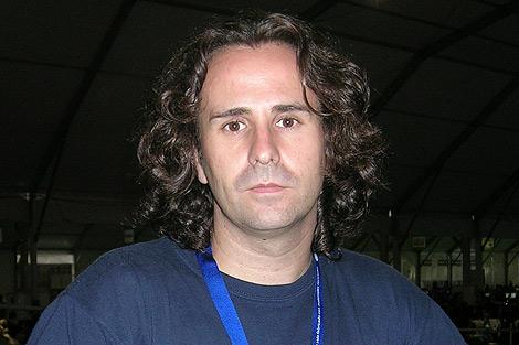 El músico José de Castro, en la Campus Party. | I.P.