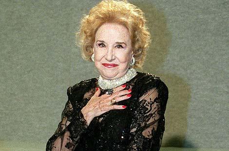 Mary Carrillo, en una imagen de archivo de 2001. | Luis Torres (Efe)