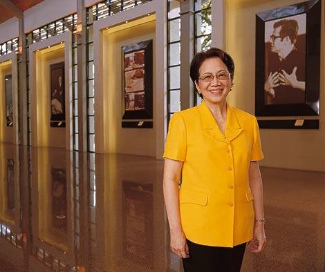 La ex presidenta de Filipinas, en una imagen de 2006.   El Mundo